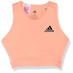 adidas Mädchen Training Brand Sport BH Mit Leichter Unterstützung