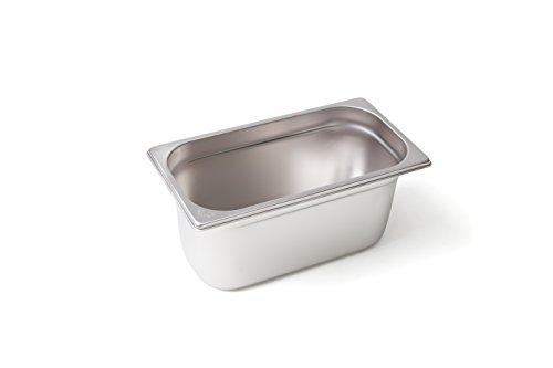 Gastro - Behälter 3 von Rieber / Gastronorm 1/3 / Einsatz / Profizubehör / Gastrobehälter 3 - 1/3...