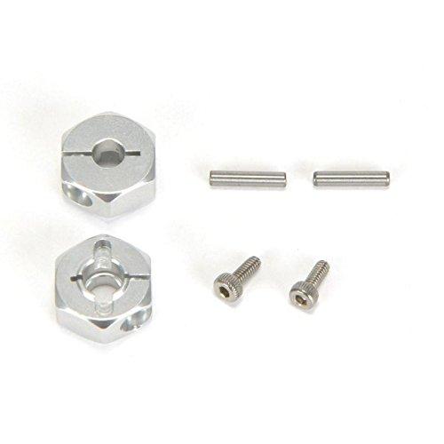 Carson 500530803 - Bausatzzubehör - DT03 Alu 12mm Felgenmitnehmer (2) Klemm Preisvergleich