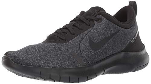 Nike Herren Flex Experience RN 8 Laufschuhe, Schwarz Black/Anthracite/Dk Grey 007, 45 EU