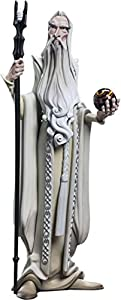 Weta Collectibles- Señor de los Anillos Figura Mini Epics Saruman, Multicolor (Weta Workshop WETA865002615)