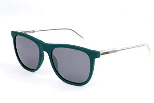 Lacoste l863s 315 54 occhiali da sole, verde (matte green), uomo