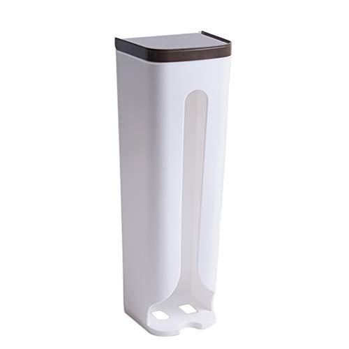 TOPBATHY Wand Plastiktüten Halter Einkaufstüte Halter Küche Müllbeutel Dispenser Storage