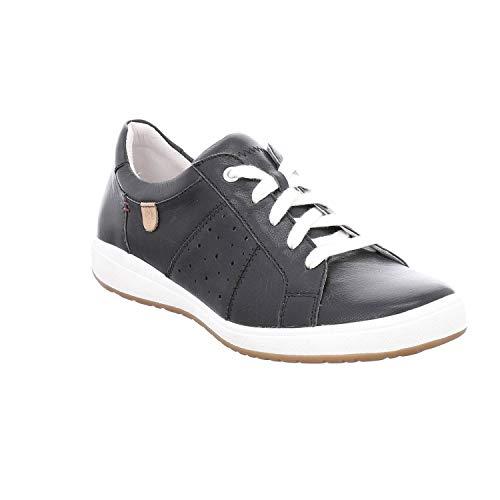 Josef Seibel Damen Caren 01 Sneaker, (Schwarz 133 100), 42 EU