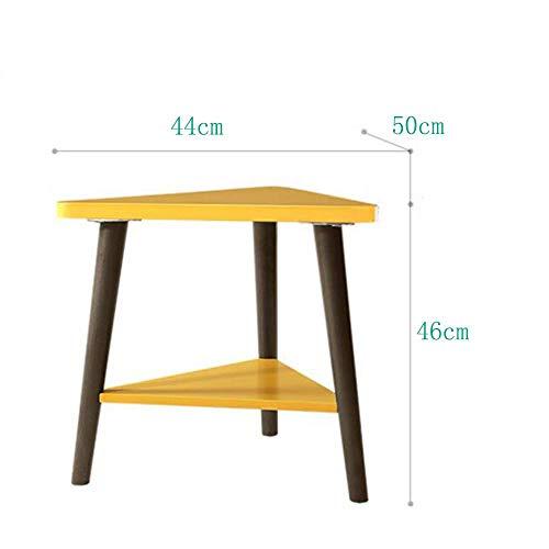 Ecke Akzent Möbel (SED Multifunktions Kleine Tabelle Haushalt Ende Holz Schreibtisch Regal Dreieck Akzent Wohnzimmer Ecke Schlafzimmer Einfache Studie Tisch)