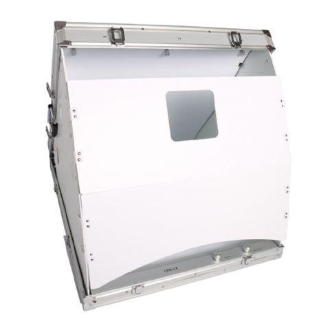 StudioKing Faltbare LED Aufnahmebox LED-L2 30W