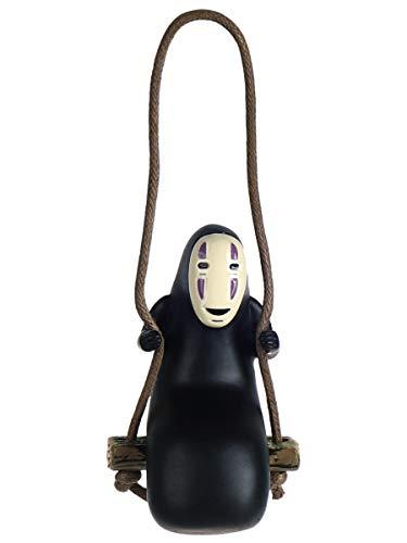 CoolChange Chihiros Reise ins Zauberland Süße Deko Ohnegesicht Mini Figur aus Resin