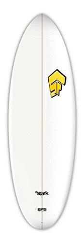 "BIC Bean Superfrog Surfboard-5\'8\"""