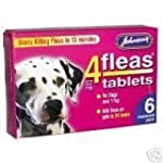 Johnsons Veterinary Products 4Fleas D...