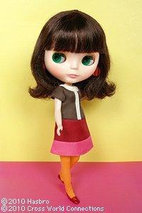 Takara Tomy Blythe Doll Neo Blythe Simply Chocolate (japan import)