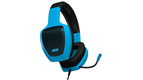 Ozone Rage Z50 - Auricular Gaming, Color Azul