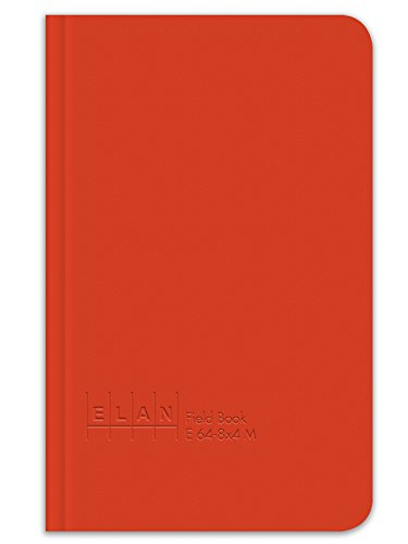 Engineers Field Book Pocket-Size Field Book E64-8x4M by Elan Publishing (Elan Publishing)