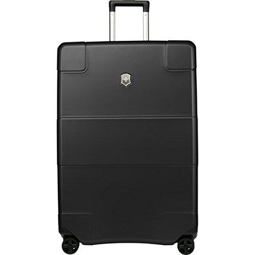 Victorinox Lexikon Large Hard Side Case 4-Rollen-Trolley 75 cm Black