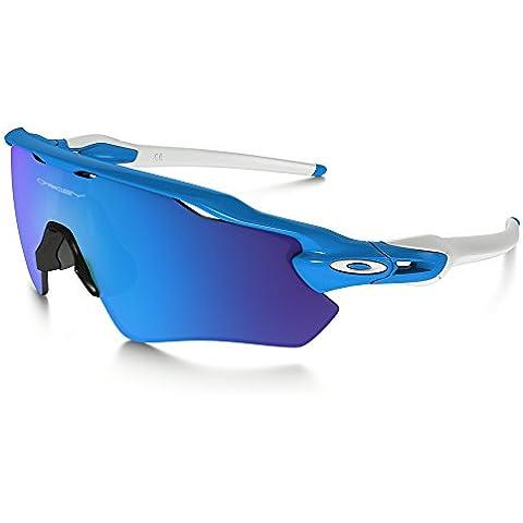 Oakley Sport Radar EV PATH Ciclismo Correr Gafas de sol en azul cielo con Sapphire iridio