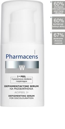 Pharmaceris W Albucin -Mela Whitening Serum | Bleaching Serum (30 ml)