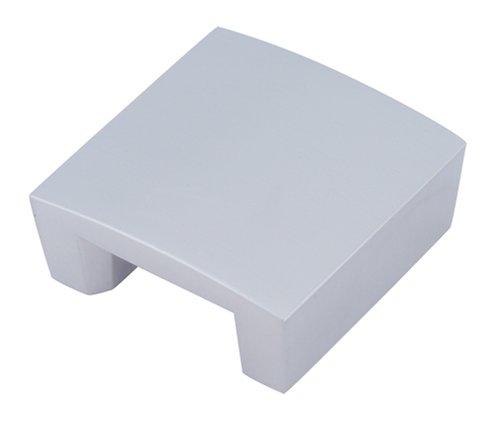 Atlas Homewares 1-3/4-Zoll des modernes Kollektion Centinel Solides Knauf, 254-BRN - Atlas Cabinet Hardware