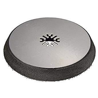 Preisvergleich Produktbild Petsdelite Schleifscheiben-Sandboden Stahl und Eva-Schleifpad oszillierendes Multitool für Bosch Fein