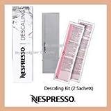Kit de détartrage pour Nespresso Essenza, le Cube, Lattissima, Citiz et tous les...