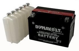 DYNAVOLT DTX9-BS Batteria senza manutenzione