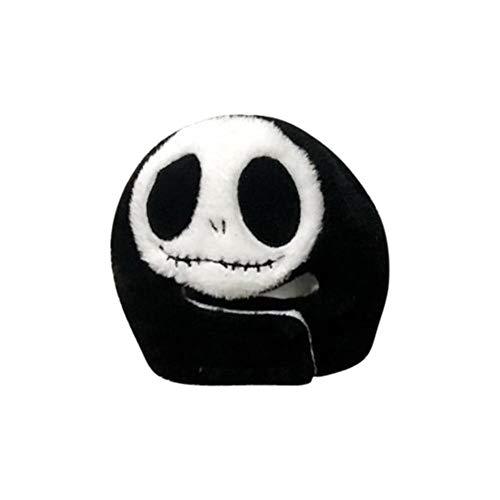 CampHiking Halloween Kostüme Zubehör Dekoration Halloween Jewelry Pet Kleid Transformation Hat für Haustier Hund Katze (Panda/Totenkopf/Pinguin/Eule Form optional)