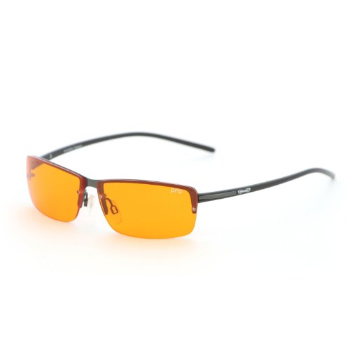 PRiSMA Blaulichtfilter-Brille P1 - Blueblocker-Brille - Anti-Blaulicht - Computerbrille - Gamer Brille - bluelightprotect PRO - P1-709