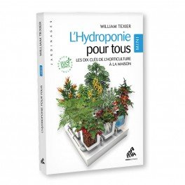 L'hydroponie pour tous - Mini - Mama Editions - livre culture hydroponique