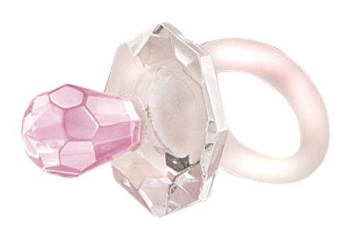 Preisvergleich Produktbild Wahl Kristall rosa Schnuller begünstigt