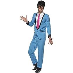 Smiffy's - Disfraz de guateque años 60 para hombre, talla L (SM39963-L)