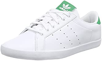 adidas Miss Stan, Women's Trainers, White/Green, 6 UK (39.5 EU)