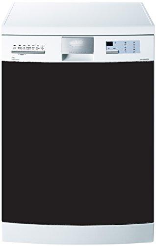 Stickersnews - Stickers Lave Vaisselle Uni couleur Noir 60x60cm 070 Mat / Brillant - Brillant