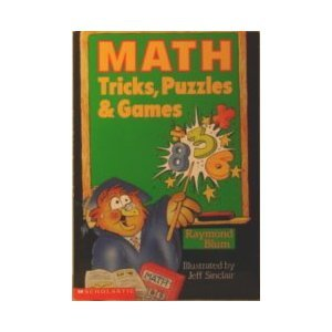Math Tricks, Puzzles and Games