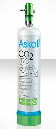 Askoll 001698 Bouteille Non Rechargeable pour Aquarium