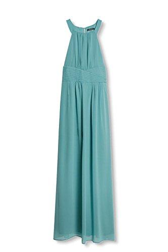 ESPRIT Collection Damen Kleid Grün (Dusty Green 335)