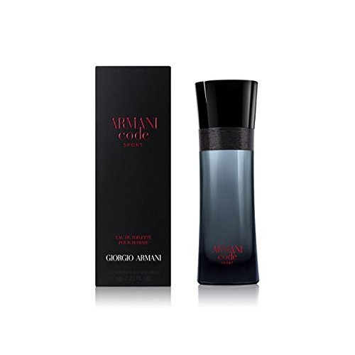 Armani Code Sport Edt Men 75 ml
