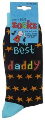 Simply The Best Daddy Socks