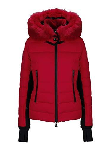 best website 221f6 a32b4 Moncler Luxury Fashion Damen 453602553861548 Rot Steppjacke   Herbst Winter  19