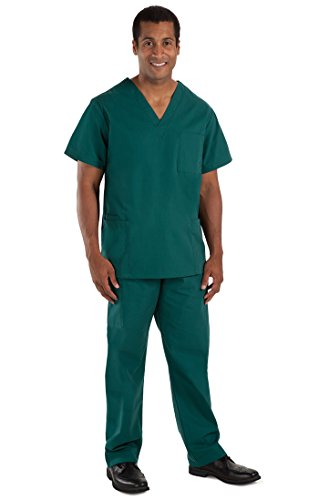 Hunter Scrubs (NCD Medical/Prestige Medical  50512 premium scrubs-XL-hunter)