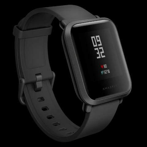 Xiaomi SMARTWATCH AMAZFIT BIP Lite Global 1, 28   PULSOMETRO Black