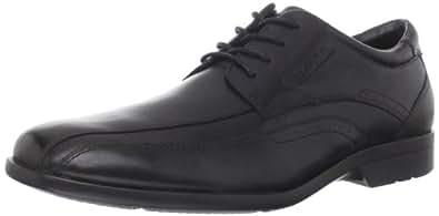 Rockport Bl Bike Front, Chaussures de ville homme - Noir (Black), 40 EU