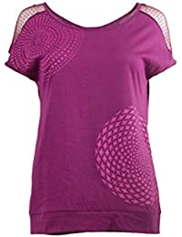 Coline - Tee shirt femme manches courtes
