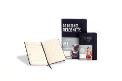 Moleskine 2013, Weekly Notebook, Large (Moleskine Star Wars)