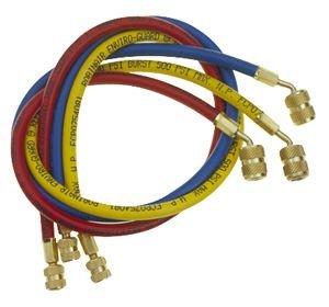 Preisvergleich Produktbild Wisepick AC Aufladen Schläuche Tube für R410 A R134 A R12 R22 KLIMAANLAGE Kältemittel 1 / 4' Gewinde Schlauch 5 ft.