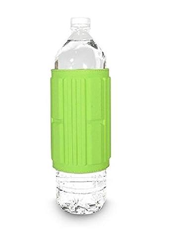 Etui magnétique Aquaflux grande bouteille pour magnétiser eau - Couleur Verts Anis