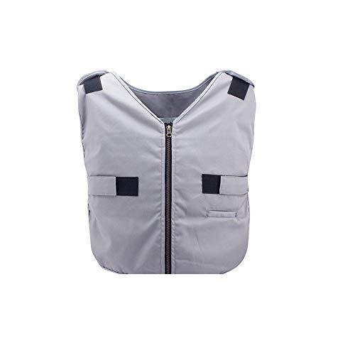 Blue-Yan Outdoor Cooling Weste Atmungsaktive Kühlung Mantel Outdoor Anti-Wärme Sommer Jacke Kleidung für Radfahren Outdoor-Aktivität Outdoor-Sport-Arbeit -