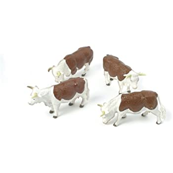 Britains 40964 1:32 Scale Hereford Cattle