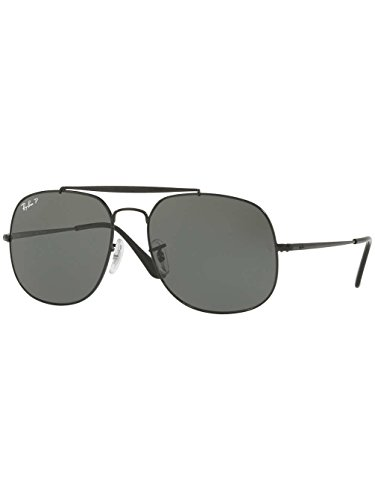 Ray-Ban Herren Sonnenbrille The General Black Solid