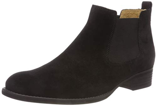 Gabor Shoes Damen Fashion Stiefeletten, (Schwarz 17), 37.5 EU