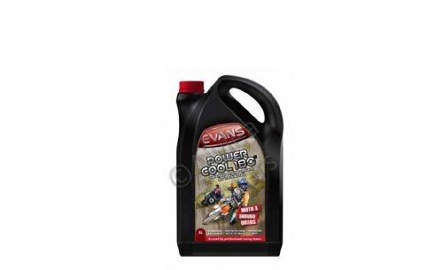 Preisvergleich Produktbild Evans Power Cool 180 Kühlmittel ohne Wasser 5Liter