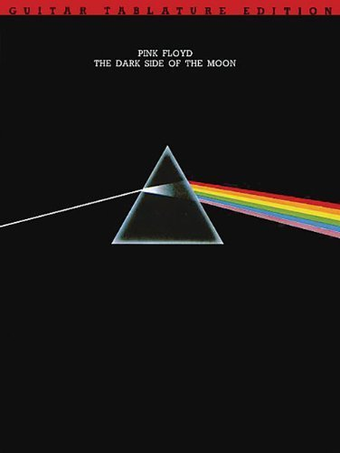 Pink Floyd - Dark Side of the Moon: Guitar Tab Folio by Pink Floyd (1992-01-01) Pink Folio