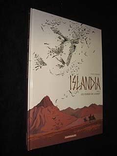 Islandia Tome 2 : Les Fjords de l'Ouest